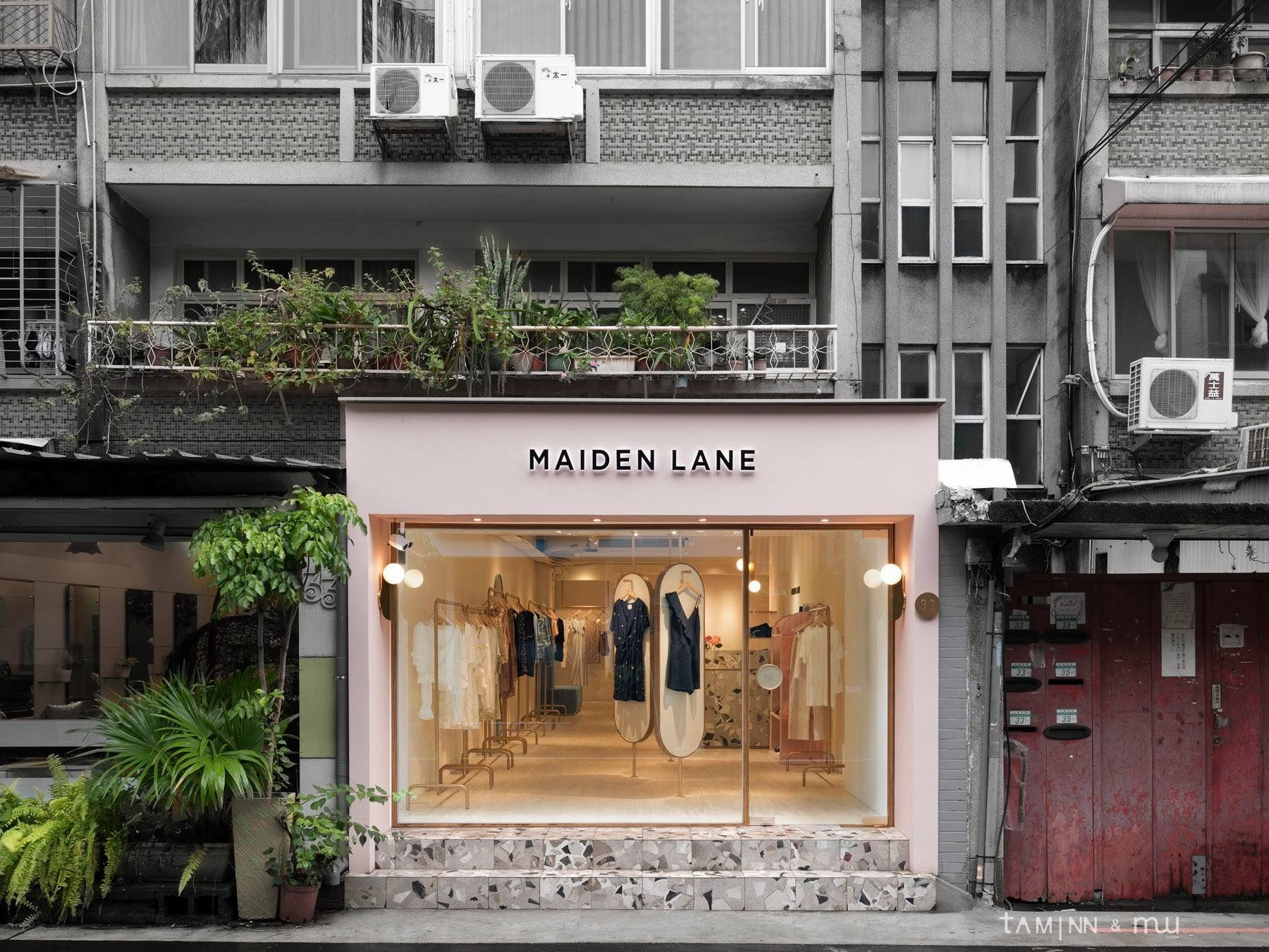 Interview with Maiden Lane: Introducing Western Fashion Trends to Taiwan