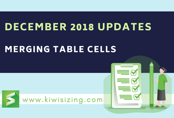 December 2018 Updates: Merging table cells