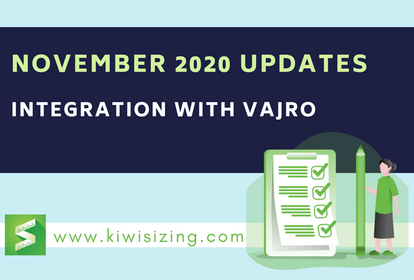 November 2020: Integration with Vajro