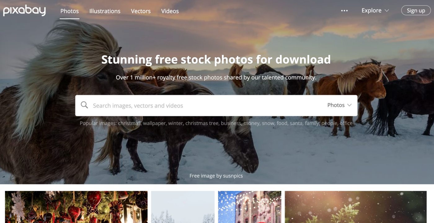 5 of the Best Free Stock Images for E-commerce