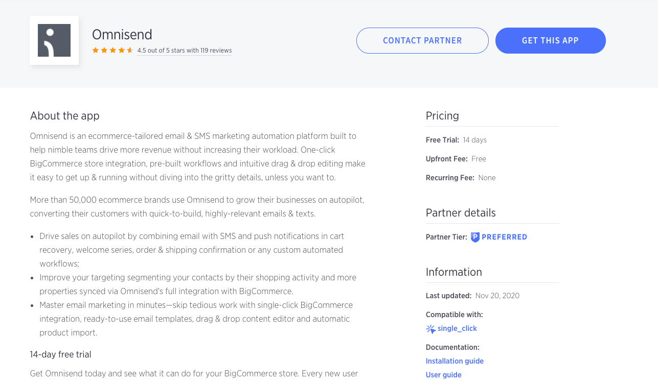 Top 5 Must-Have Marketing Apps for BigCommerce for 2020