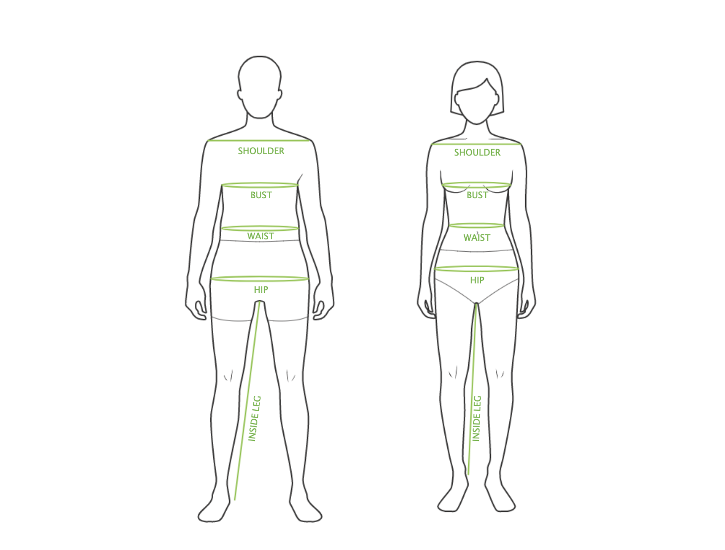 How to Measure Jeans Kiwi Sizing - Improve conversion and lower returns.