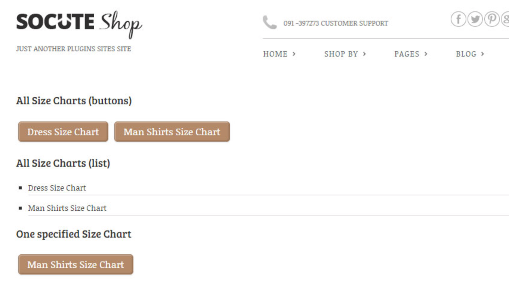 5 Best WooCommerce Product Size Chart Plugins 2021 for Your Retail Store