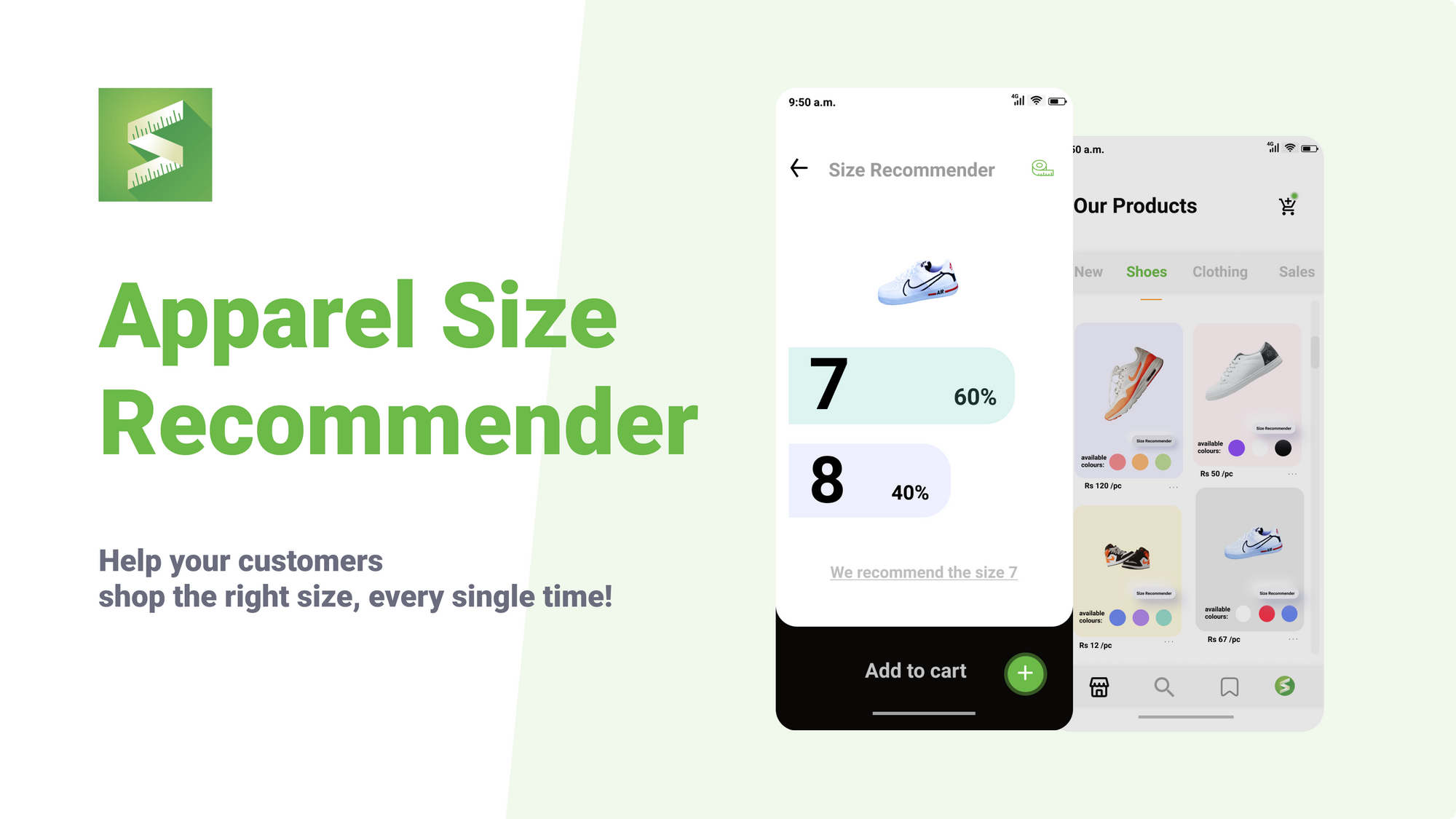 6 Top Sizing Solutions: Create Size Charts for Your eCommerce Brand to Reduce Returns